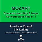 Jean-Pierre Rampal Mozart : Concertos Pour Flûte, Flûte Et Harpe & Andante