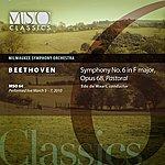 """Edo De Waart Beethoven: Symphony No. 6 In F Major, Op. 68, """"Pastoral"""""""