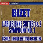 London Festival Orchestra Bizet: L'arlesienne Suite - Symphony No. 1