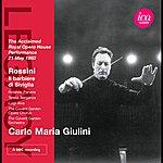 Carlo Maria Giulini Rossini: IL Barviere DI Siviglia