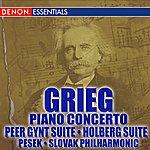 Libor Pesek Grieg Piano Concerto - Peer Gynt - Holberg Suite
