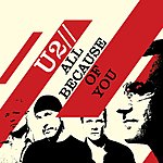 U2 All Because Of You (International 2 Track)