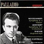 Guido Cantelli Mendelssohn, Schubert, Wagner