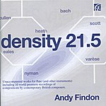 Andy Findon Density 21.5