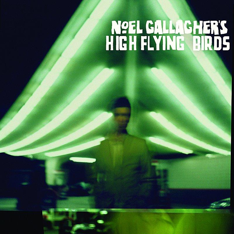 Cover Art: Noel Gallagher's High Flying Birds