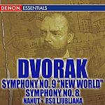 "Anton Nanut Dvorak: No. 8 - Symphony No. 9 ""From The New World"""
