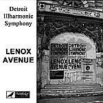 Detroit Illharmonic Symphony Lenox Avenue