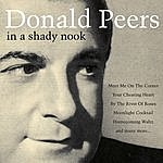 Donald Peers In A Shady Nook
