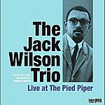 Jack Wilson Live At The Pied Piper + 2