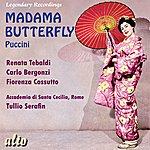 Renata Tebaldi Madama Butterfly (Complete Opera In Two Acts)
