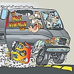 The Mule Newman Band 454