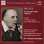 Sir Thomas Beecham Delius: Orchestral Works, Vol. 2 (Beecham) (1927-1936)