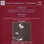Erich Kleiber Dvorak: Symphony No. 9 / Smetana: Moldau (Kleiber) (1927-1948)