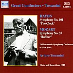 Arturo Toscanini Haydn / Mozart: Symphonies (Toscanini) (1929)