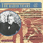 Robert Casadesus The Radio Years, Artur Rodzinsky And Robert Casadesus On Radio For The American Armed Forces In The World (October 29, 1944)