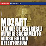 Latvian Philharmonic Chamber Orchestra Mozart: Litinae De Venerabili - Missa Brevis - Offertorium