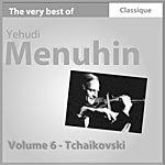Yehudi Menuhin Tchaikovsky : Piano Trio En La Mineur, Op. 50