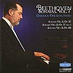 Garrick Ohlsson Beethoven Sonatas, Vol. 6