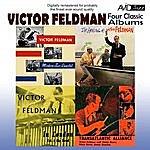 Victor Feldman Four Classic Albums (Transatlantic Alliance / Victor Feldman Modern Jazz Quartet / The Arrival Of Victor Feldman / Victor Feldman In London Volume 2)(Digitally Remastered)