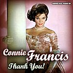 Connie Francis Connie Francis - Thank You!