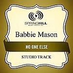 Babbie Mason No One Else (Studio Track)