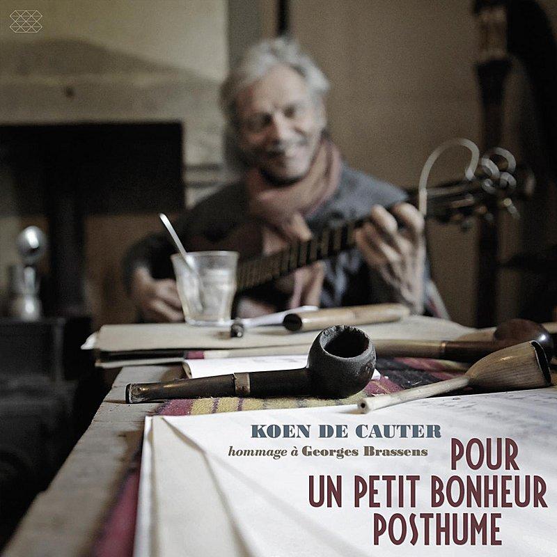 Cover Art: Pour Un Petit Bonheur Posthume - Hommage À Georges Brassens