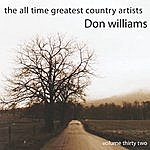 Don Williams All Time Greatest Country Artists-Don Williams-Vol. 32