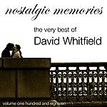 David Whitfield Nostalgic Memories-The Very Best Of David Whitfeild-Vol. 118