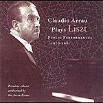 Claudio Arrau Liszt: Piano Sonata In B Minor / Annees De Pelerinage / Ballade No. 2 / Transcendental Etude No. 10 (Arrau) (1970-1981)