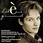 Hélène Grimaud Beethoven : Piano Concerto No.4 & Piano Sonates Nos 30 & 31
