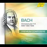 Helmuth Rilling Bach: Orchestral Suites (Suites) Bwv 1066-1069