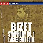 London Festival Orchestra Bizet: L'arlesienne Op. 23, Suite No. 2 - Symphony No. 1
