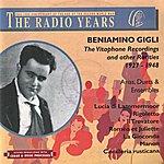 Beniamino Gigli Beniamino Gigli - The Vitaphone Recordings And Other Rarities