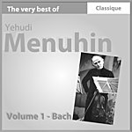Yehudi Menuhin Bach : Concerto Pour 2 Violons, Sonates & Partita Pour Violon