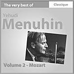 Yehudi Menuhin Mozart : Concerto Pour Violon No. 4 - Sonate Pour Violon