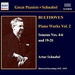 Artur Schnabel Beethoven: Piano Sonatas Nos. 4-6 And 19-20 (Schnabel) (1932-1935)