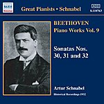 Artur Schnabel Beethoven: Piano Sonatas Nos. 30-32 (Schnabel) (1932)