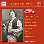 Richard Tauber Tauber, Richard: Operetta Arias (1921-1932)