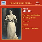 Nellie Melba Melba, Nellie: London And Middlesex Recordings (1921-1926)