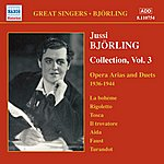 Jussi Björling Bjorling, Jussi: Bjorling Collection, Vol. 3: Opera Arias And Duets (1936-1944)