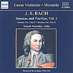 Yehudi Menuhin Bach, J.S.: Sonatas And Partitas (Menuhin) (1934-1944)