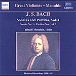 Yehudi Menuhin Bach, J.S.: Sonatas And Partitas (Menuhin) (1934-1935)