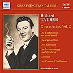 Richard Tauber Tauber, Richard: Opera Arias (1926-1946)