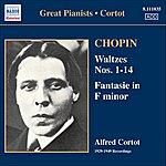 Alfred Cortot Chopin: Waltzes Nos. 1-14 / Fantasie (Cortot, 78 Rpm Recordings, Vol. 2) (1933-1949)