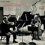 Jascha Heifetz Arensky: Trio No. 1 Op. 32 In D Minor, Vivaldi: Concerto, Rv 547/Op. 22, Martinu: Duo For Violin And Cello