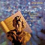 Jascha Heifetz Beethoven: Serenade, Op. 8, Kodály: Duo, Op. 7