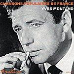 Yves Montand Chanson Populaires De France