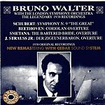 Bruno Walter Bruno Walter With The London Symphony Orchestra