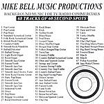 Mike Bell Background Music For Radio/Tv Production