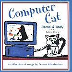 Donna & Andy Computer Cat